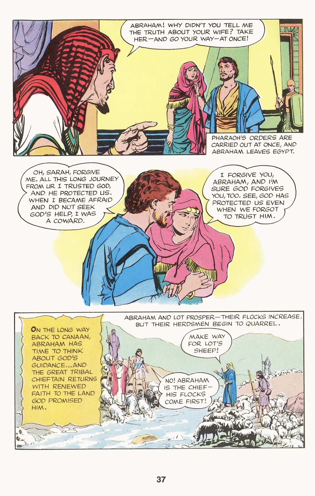 The Picture Bible issue TPB (Part 1) - Page 39