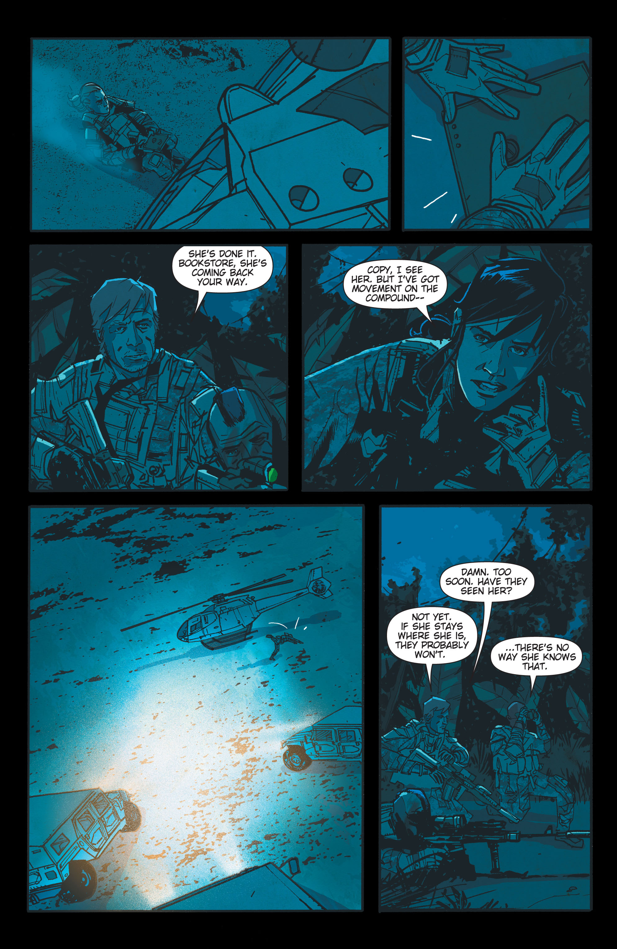 Read online The Activity comic -  Issue #4 - 15