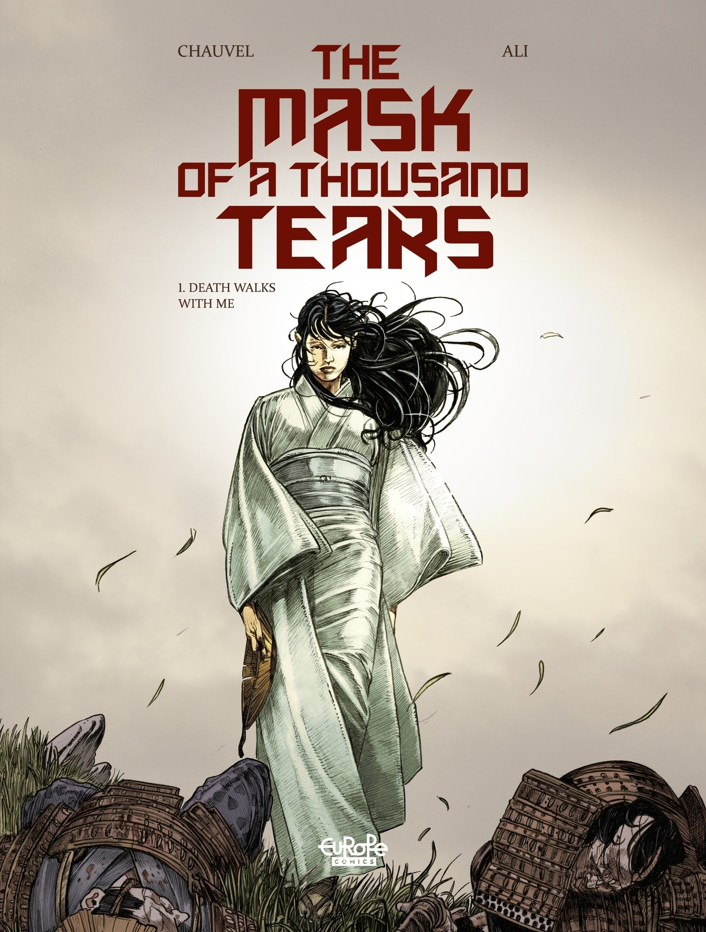 The Mask Of A Thousand Tears issue 1 - Page 1