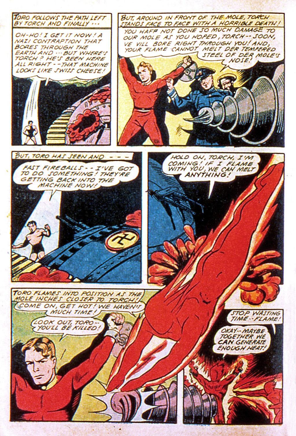 Read online Mystic Comics (1944) comic -  Issue #1 - 24