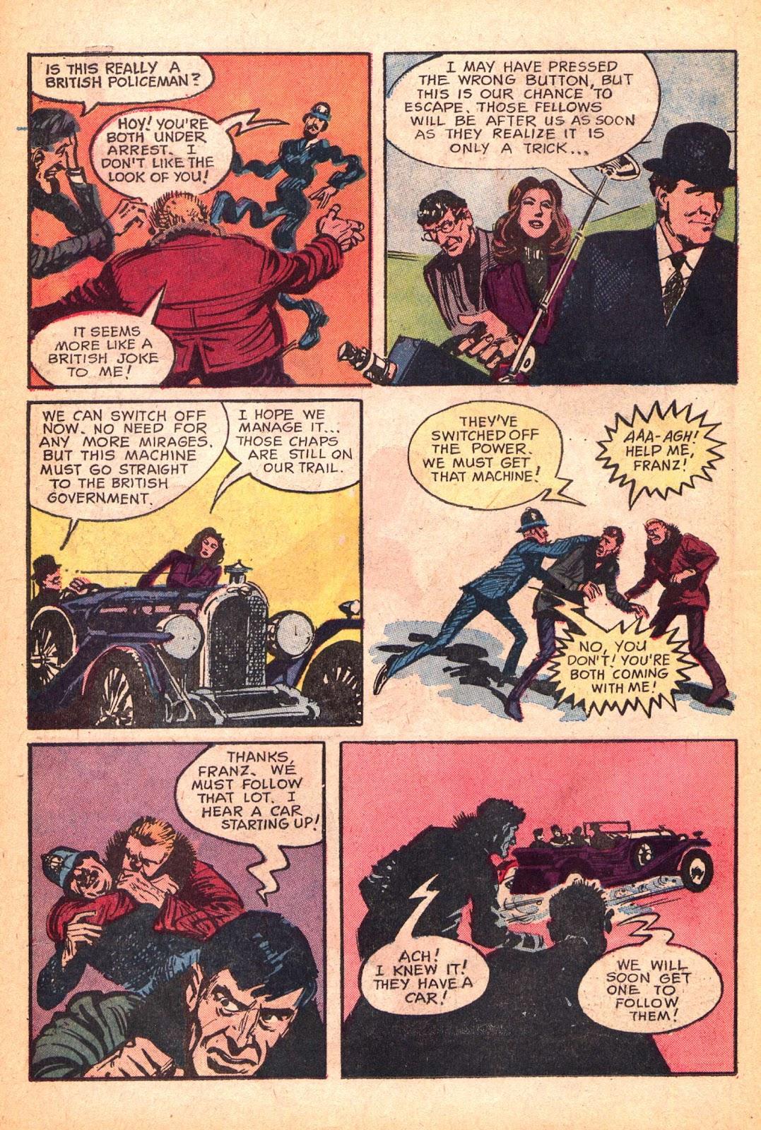 Read online The Avengers (1968) comic -  Issue # Full - 26