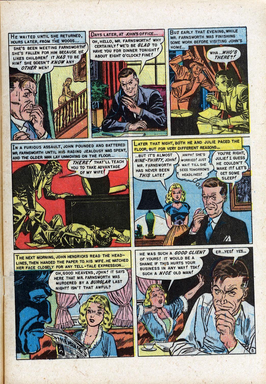 Read online Shock SuspenStories comic -  Issue #11 - 7