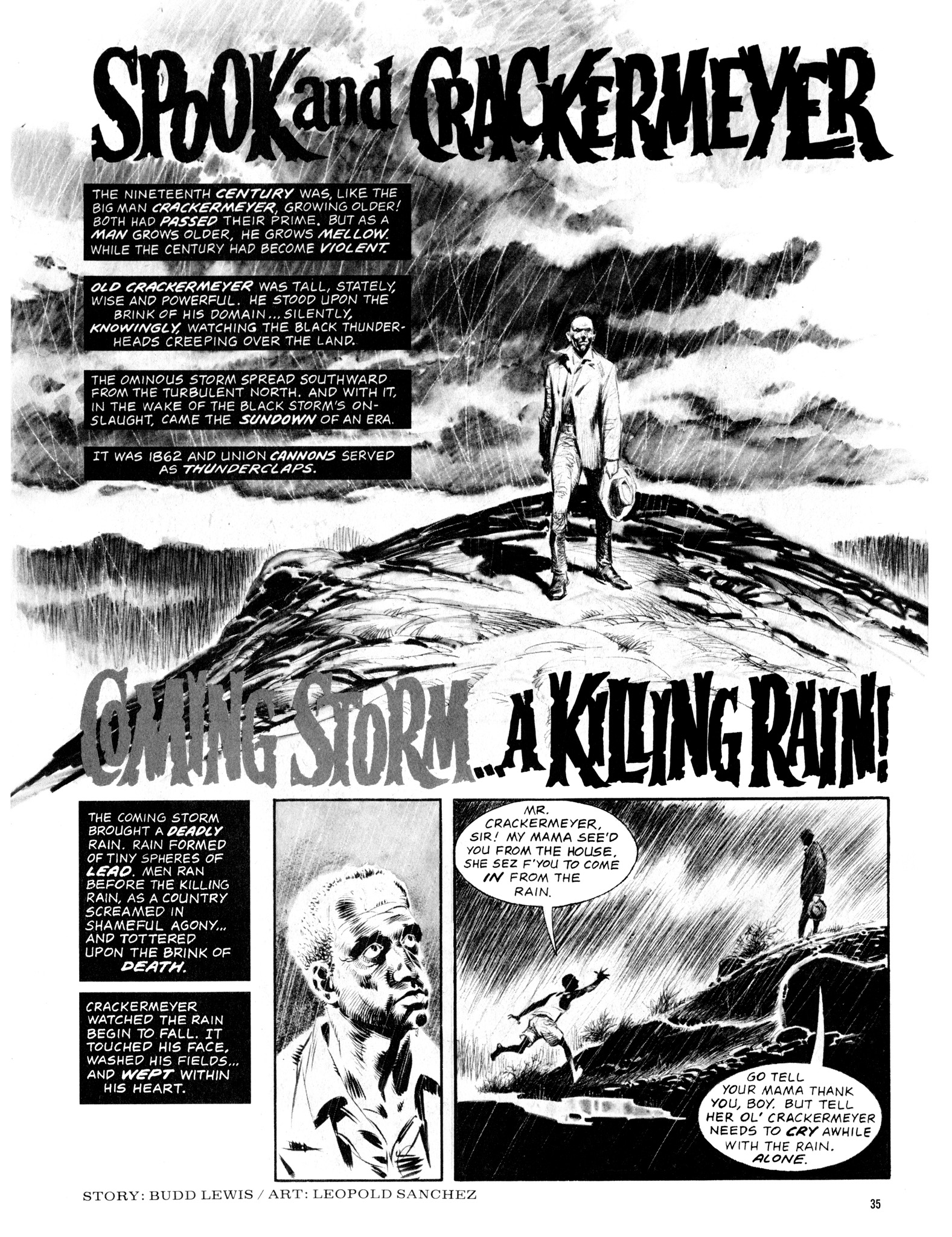 Read online Eerie Archives comic -  Issue # TPB 14 - 36