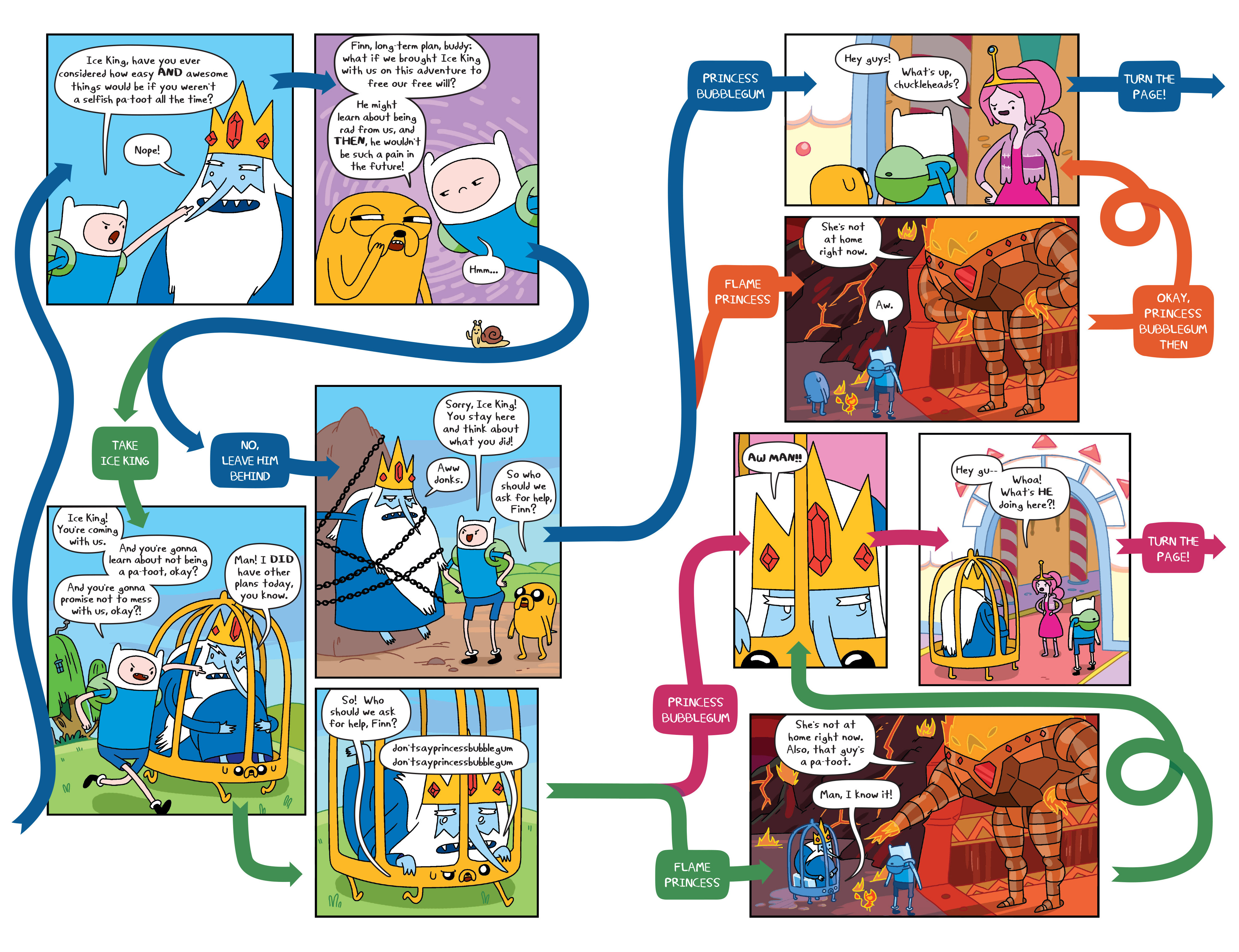 Read online Adventure Time comic -  Issue #Adventure Time _TPB 3 - 11