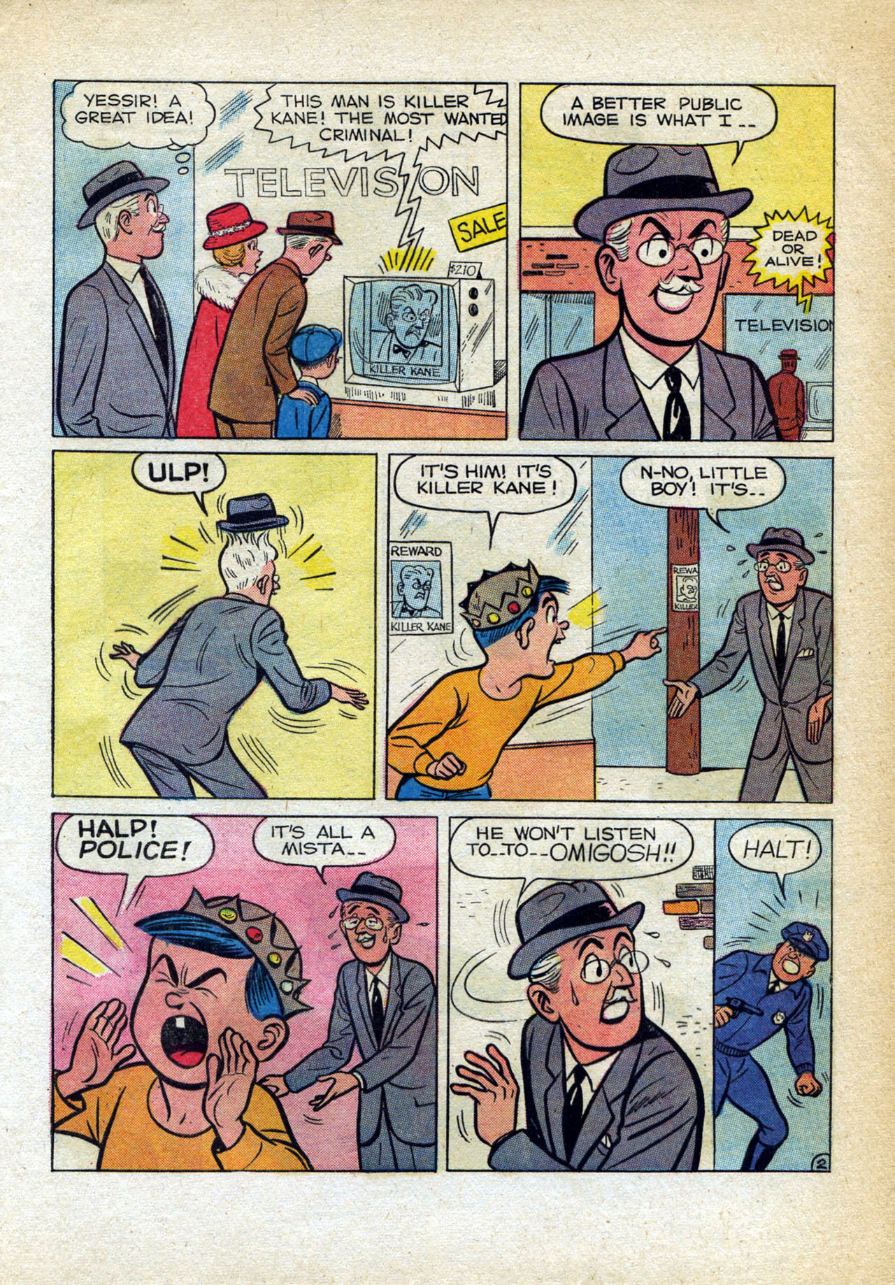Read online Archie (1960) comic -  Issue #140 - 21