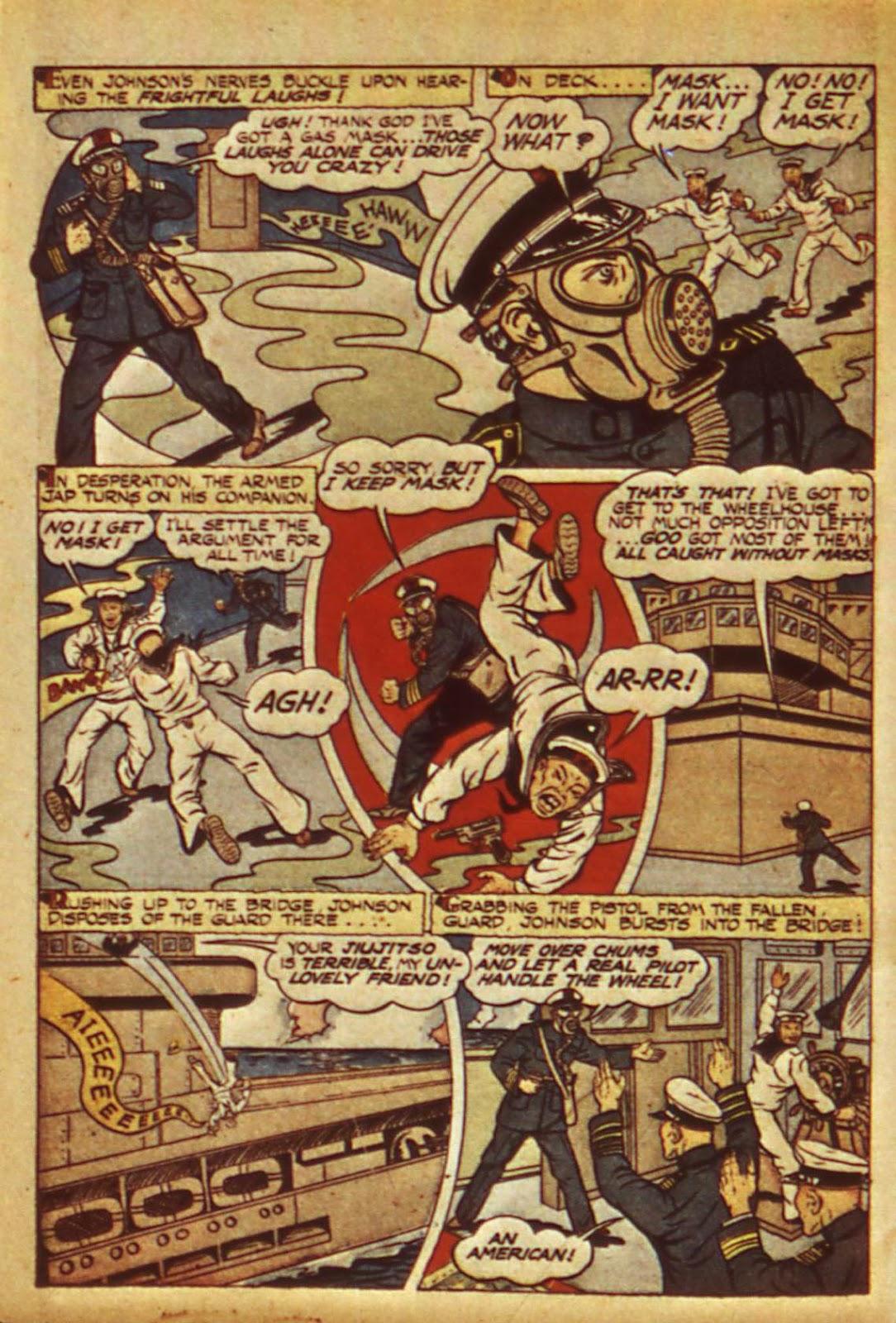 USA Comics issue 7 - Page 64
