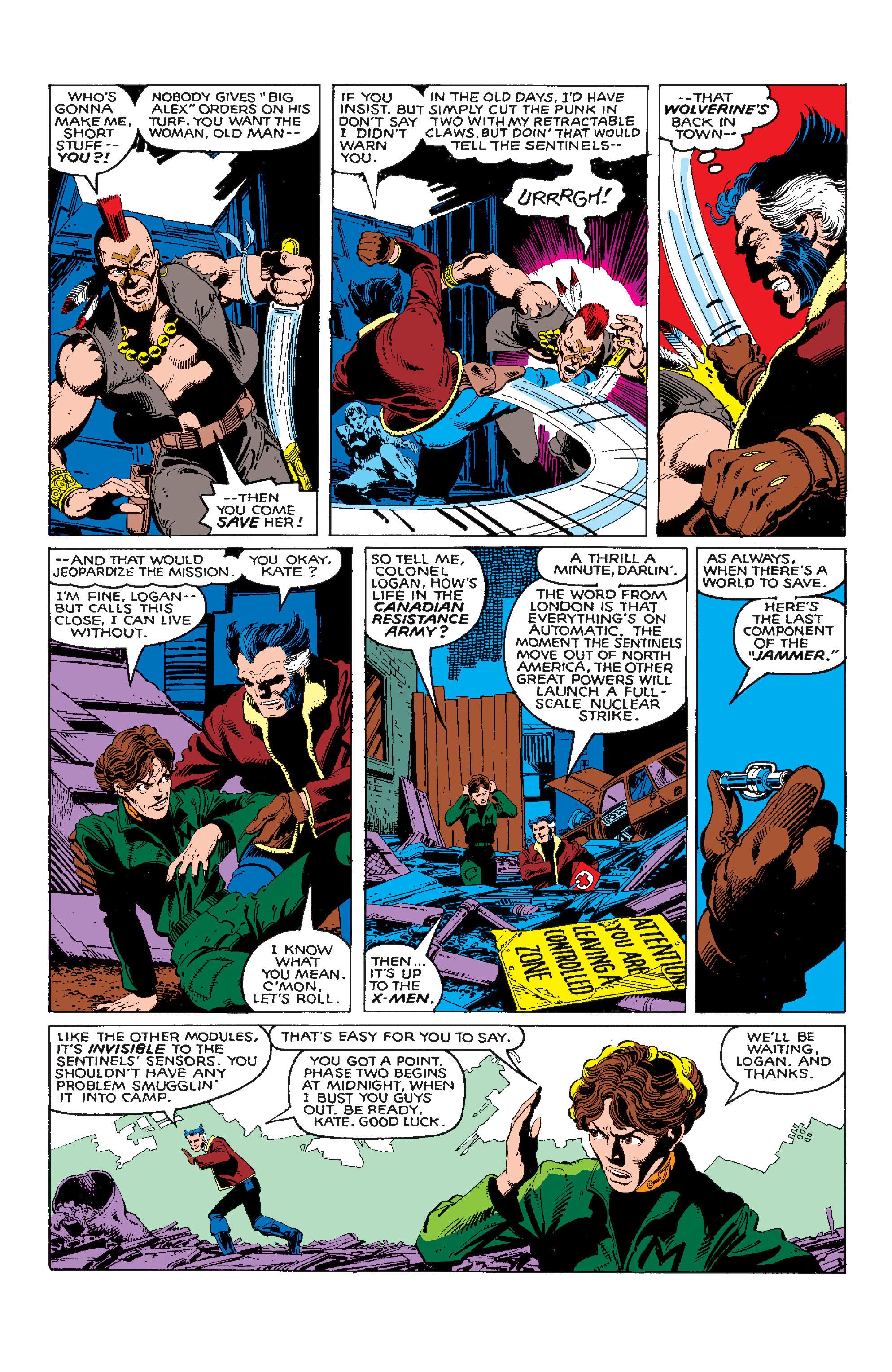 Uncanny X-Men (1963) 141 Page 3