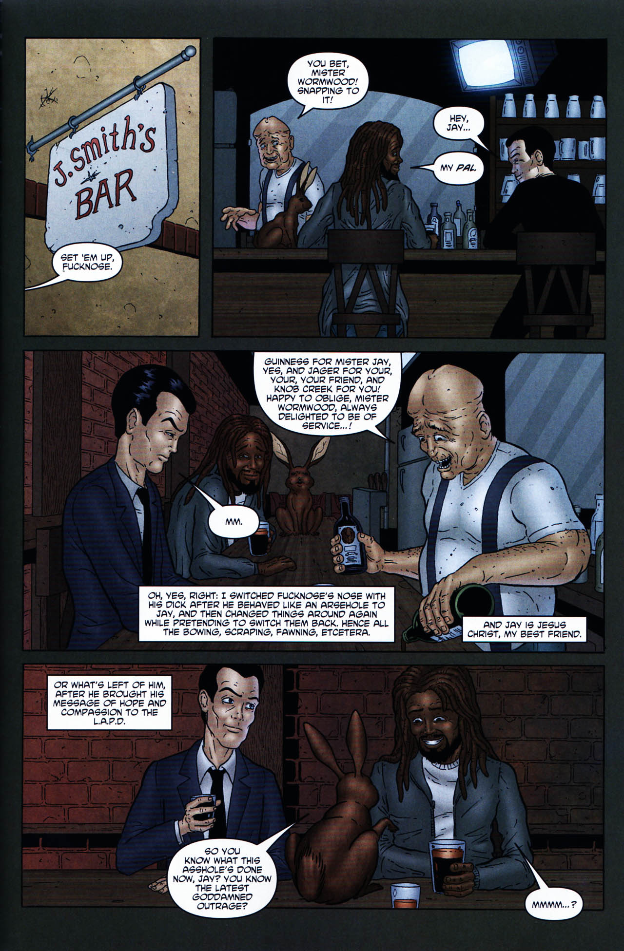 Read online Chronicles of Wormwood: The Last Enemy comic -  Issue # Full - 15