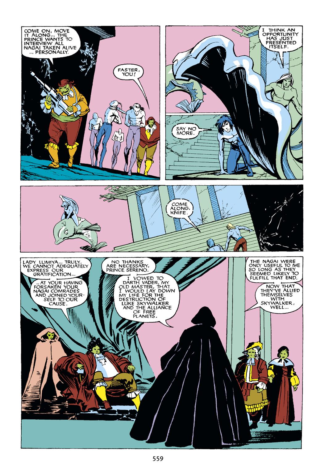 Read online Star Wars Omnibus comic -  Issue # Vol. 21.5 - 282