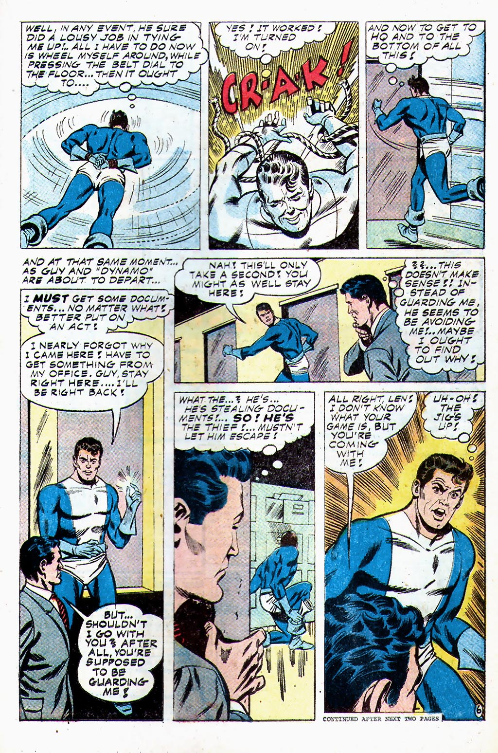 T.H.U.N.D.E.R. Agents (1965) issue 13 - Page 28