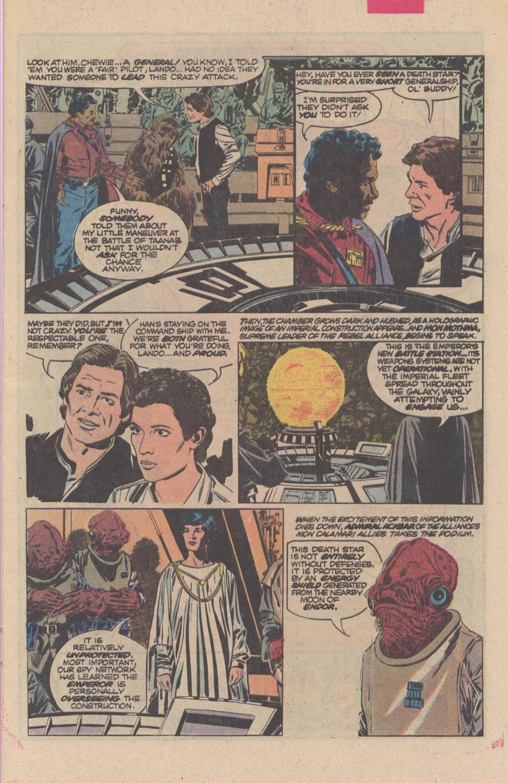 Read online Star Wars: Return of the Jedi comic -  Issue #3 - 5