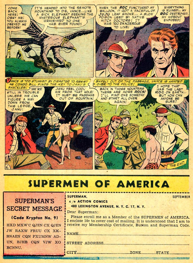 Read online Action Comics (1938) comic -  Issue #244 - 23
