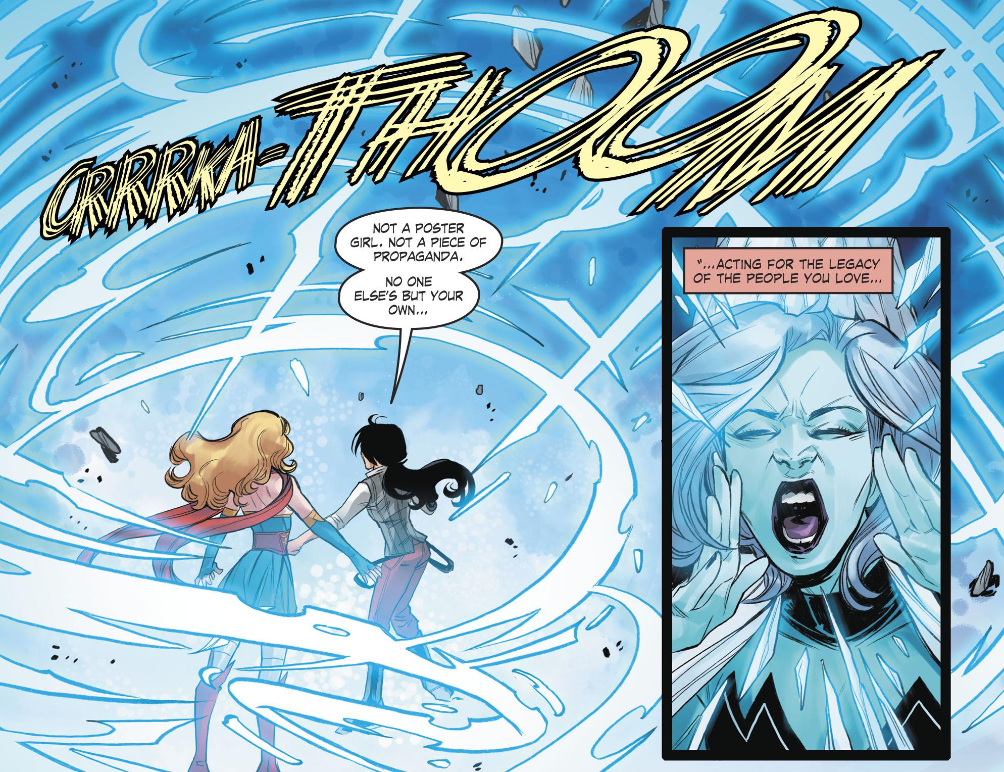 Read online DC Comics: Bombshells comic -  Issue #93 - 14