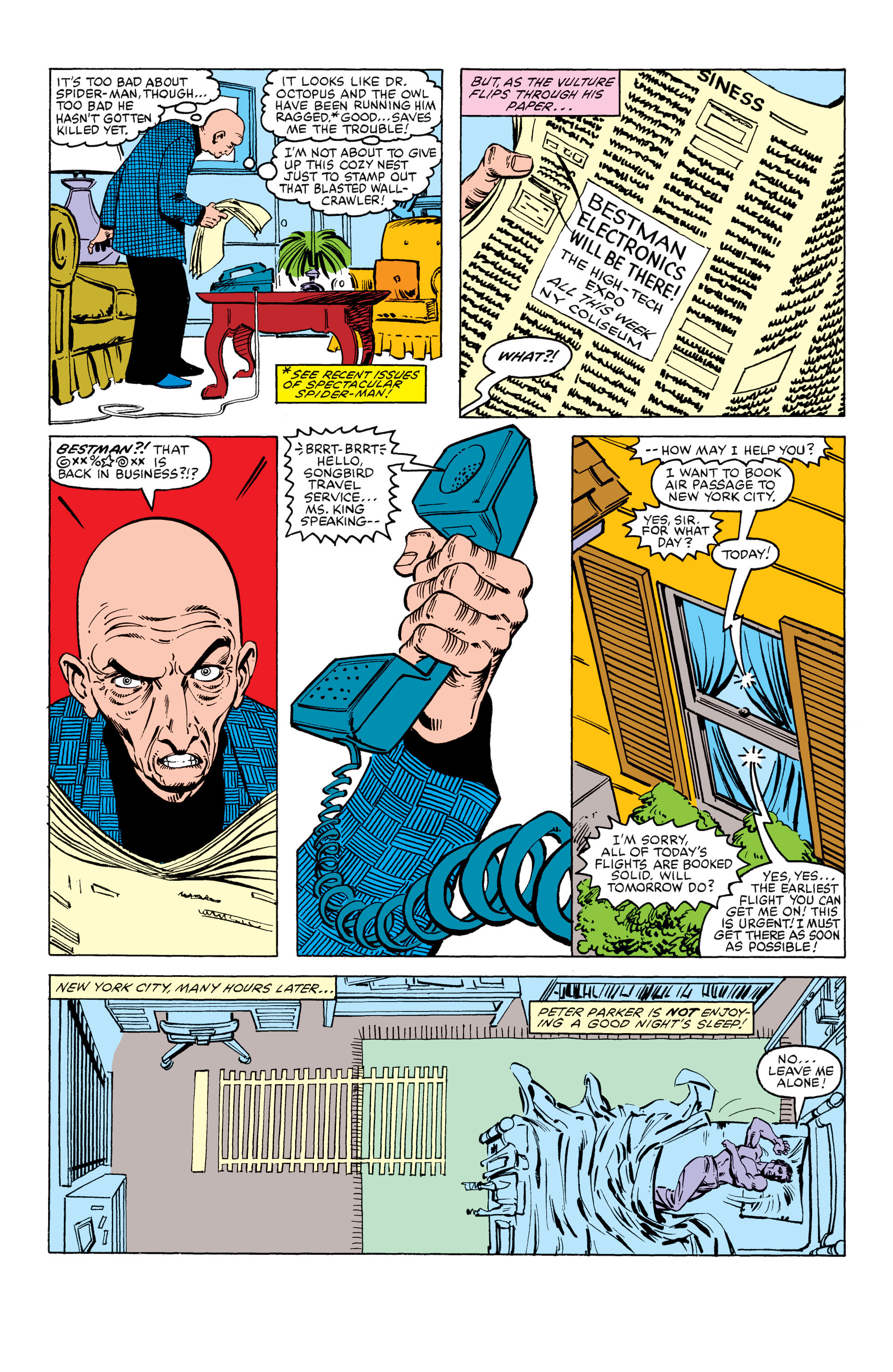 The Amazing Spider-Man (1963) 240 Page 3