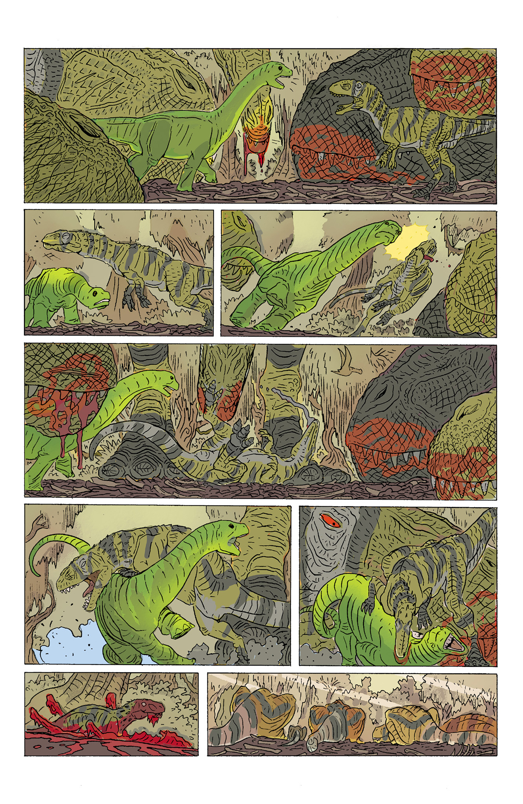 Read online Age of Reptiles: Ancient Egyptians comic -  Issue #2 - 18