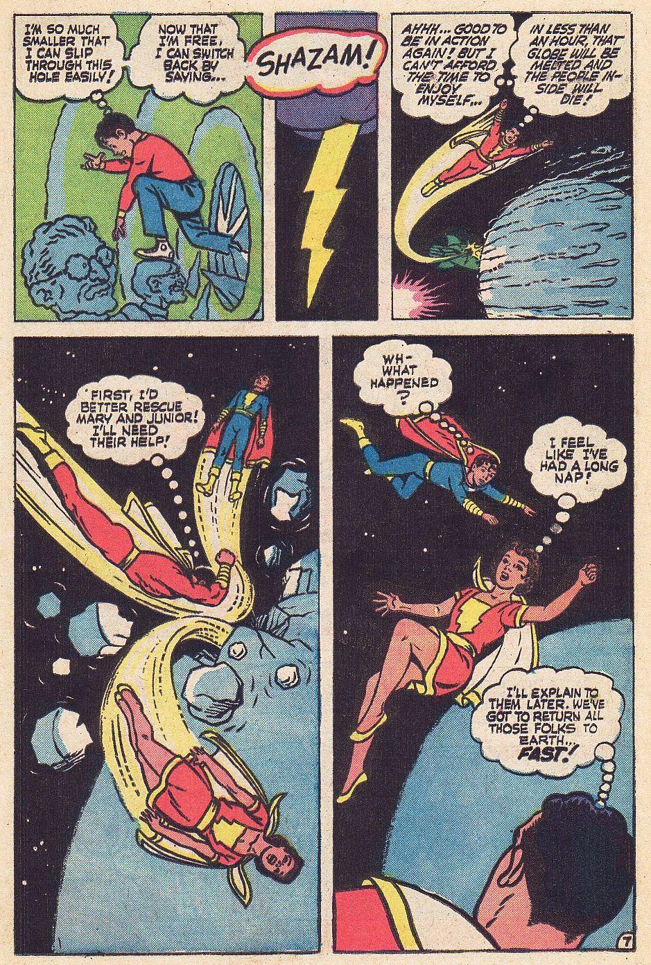 Read online Shazam! (1973) comic -  Issue #1 - 14