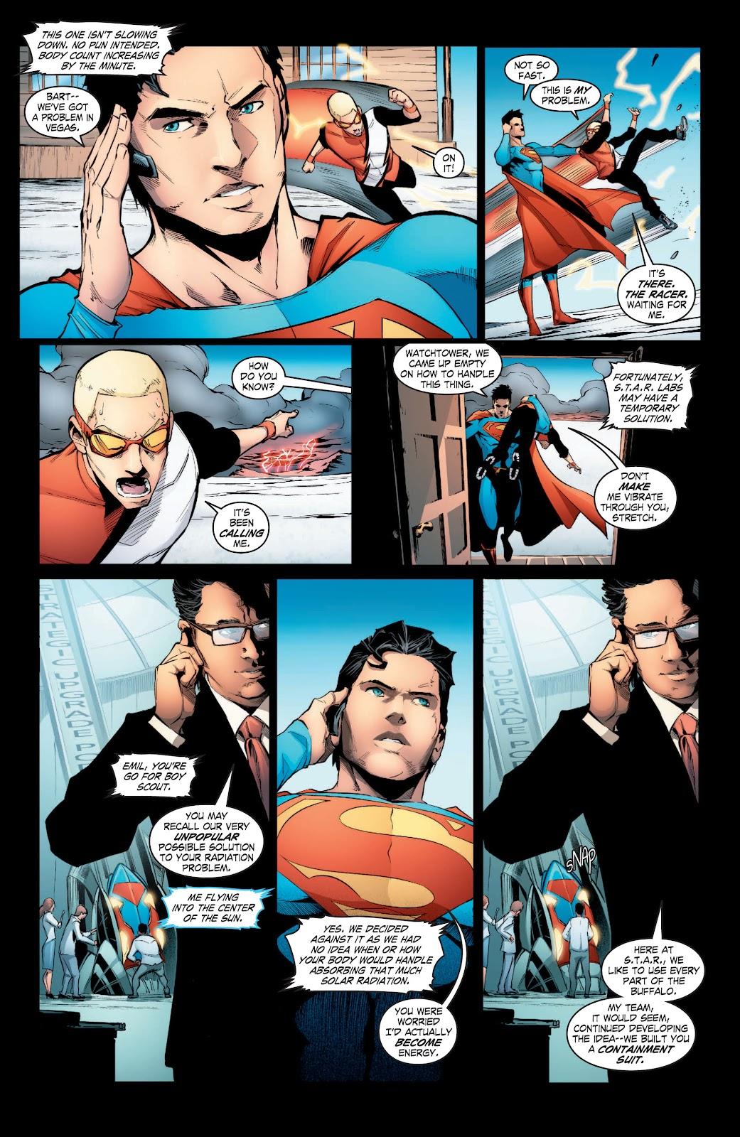 Read online Smallville Season 11 [II] comic -  Issue # TPB 3 - 88