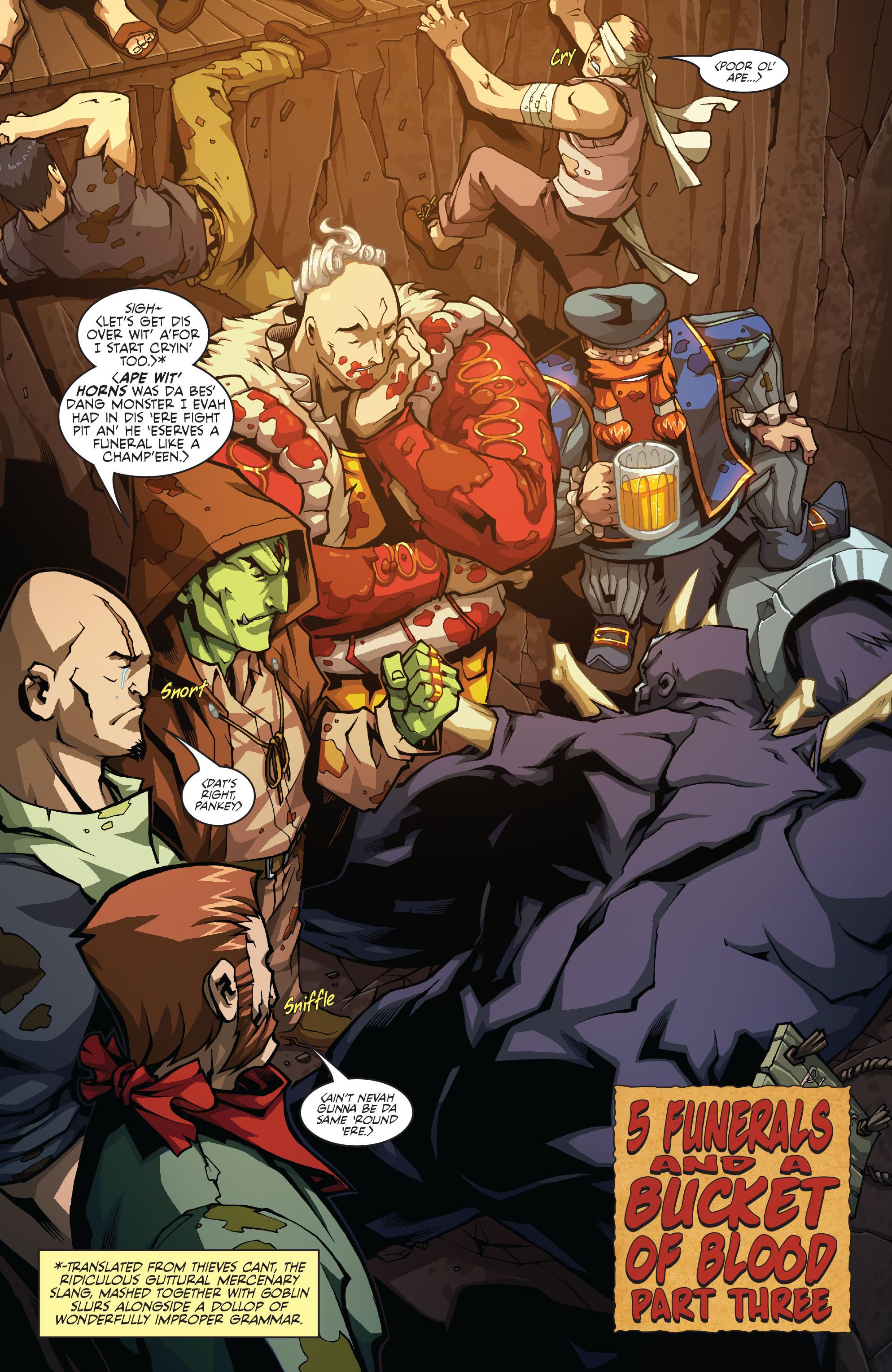 Read online Skullkickers comic -  Issue #9 - 3