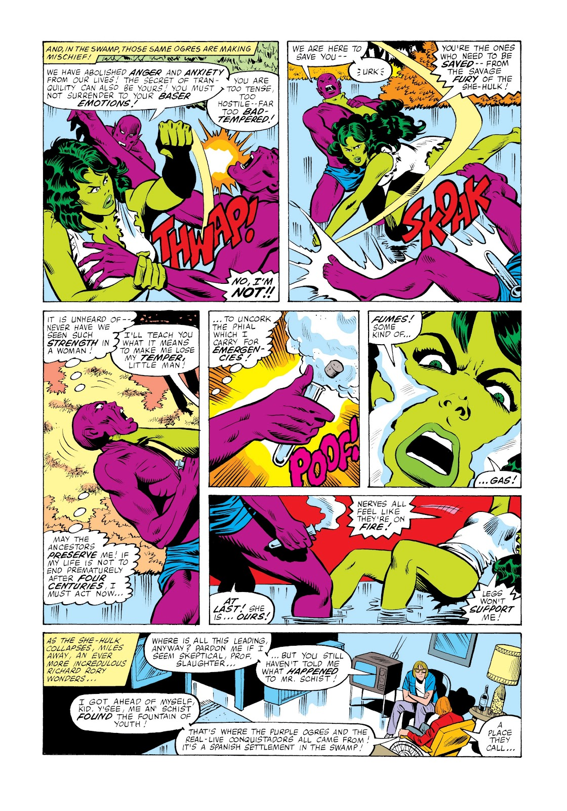 Marvel Masterworks: The Savage She-Hulk issue TPB_1_(Part_2) - Page 34