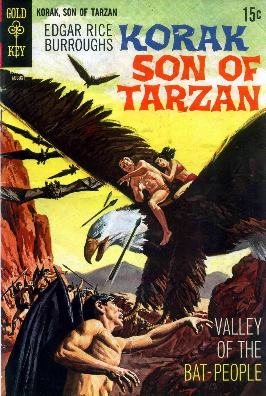 Korak, Son of Tarzan (1964) issue 30 - Page 1