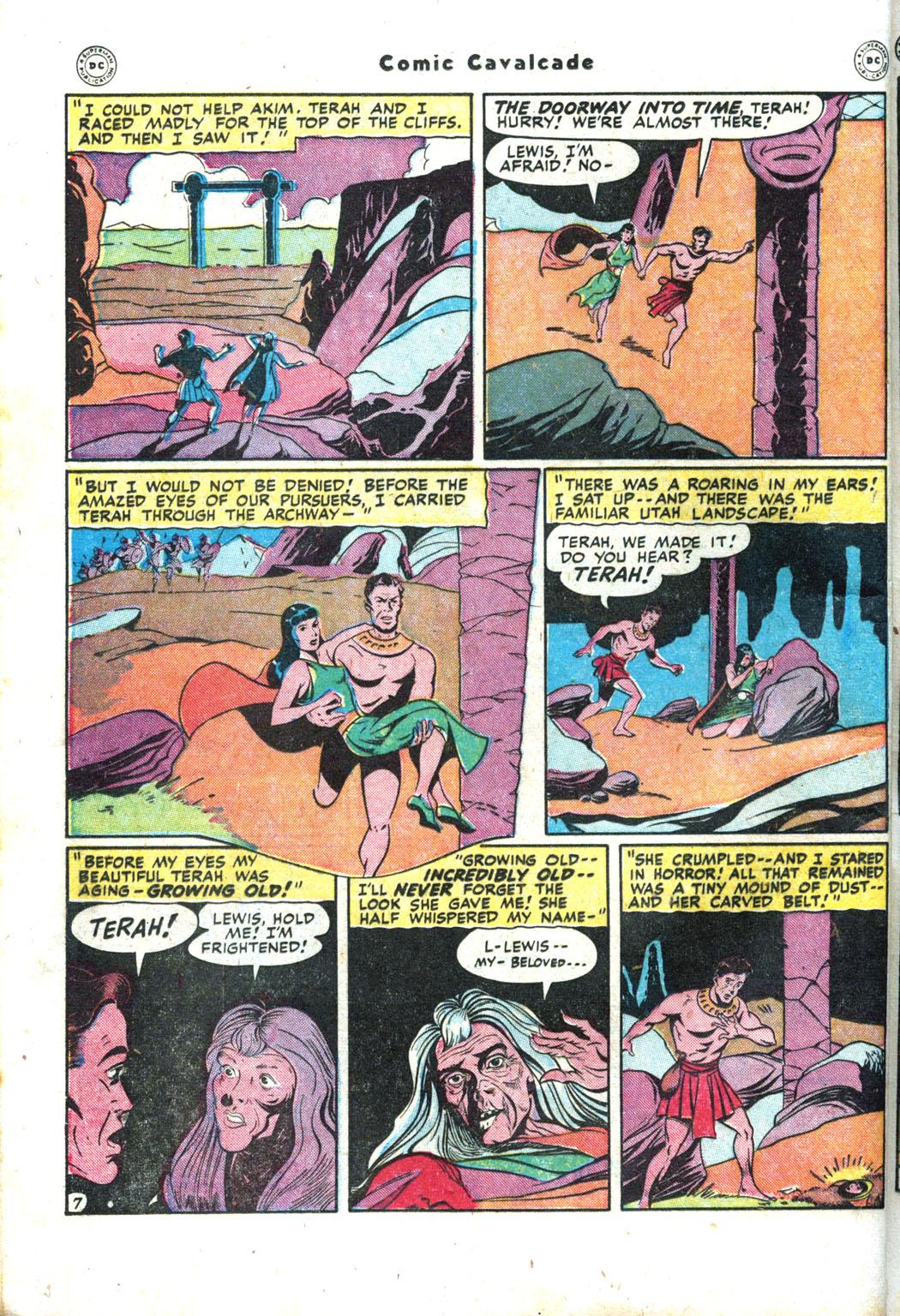 Comic Cavalcade issue 26 - Page 24