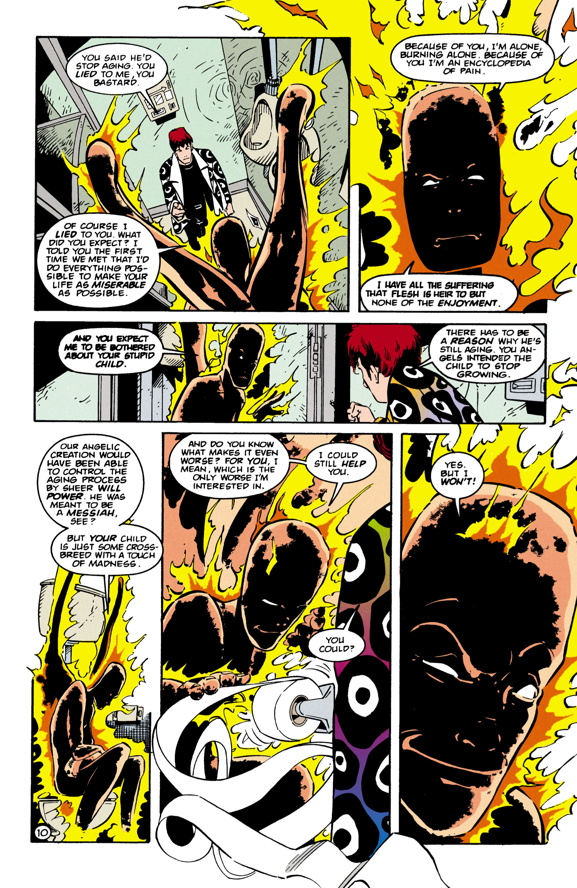 Read online Shade, the Changing Man comic -  Issue #57 - 11