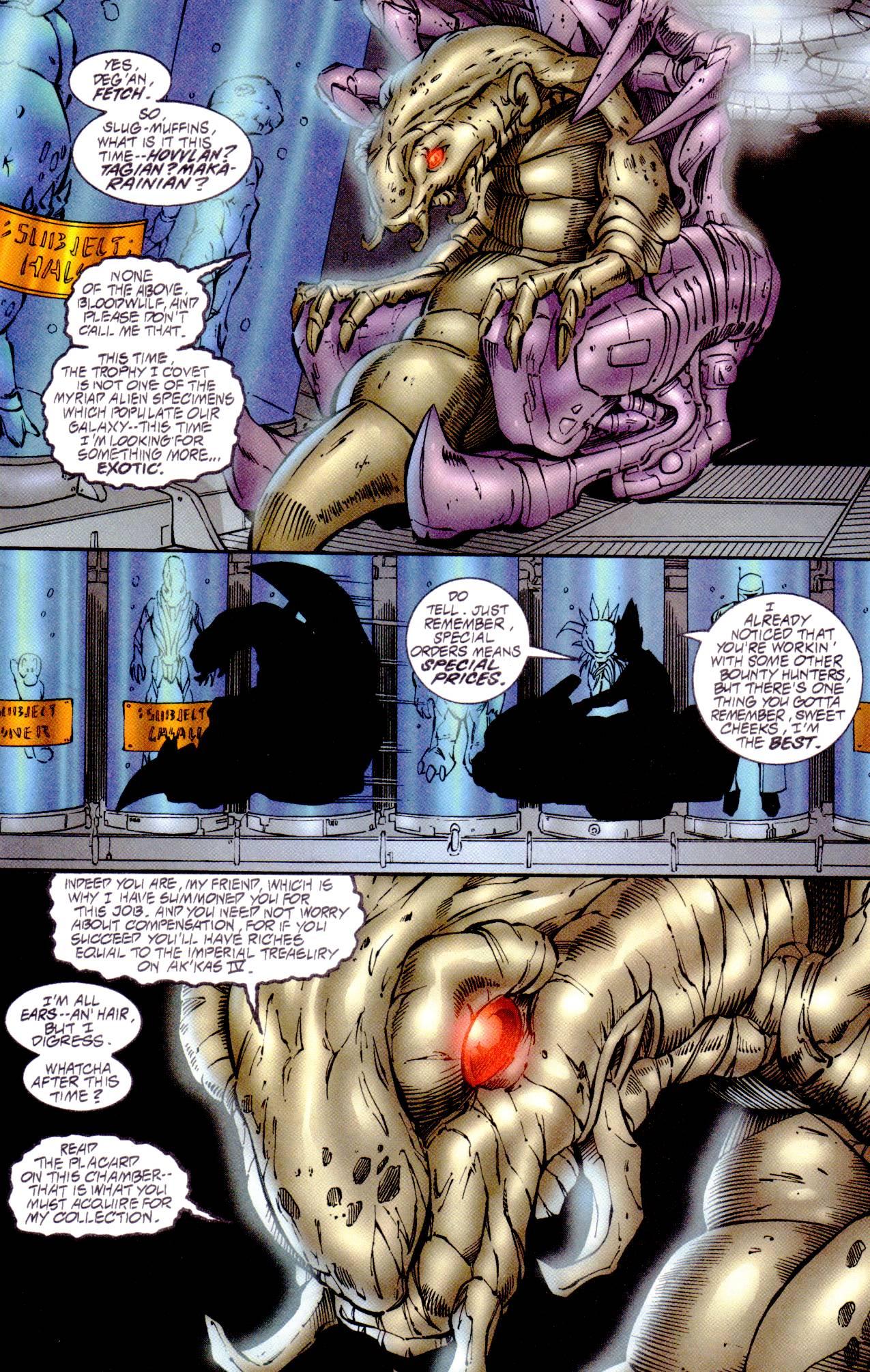 Read online Avengelyne (1996) comic -  Issue #14 - 5