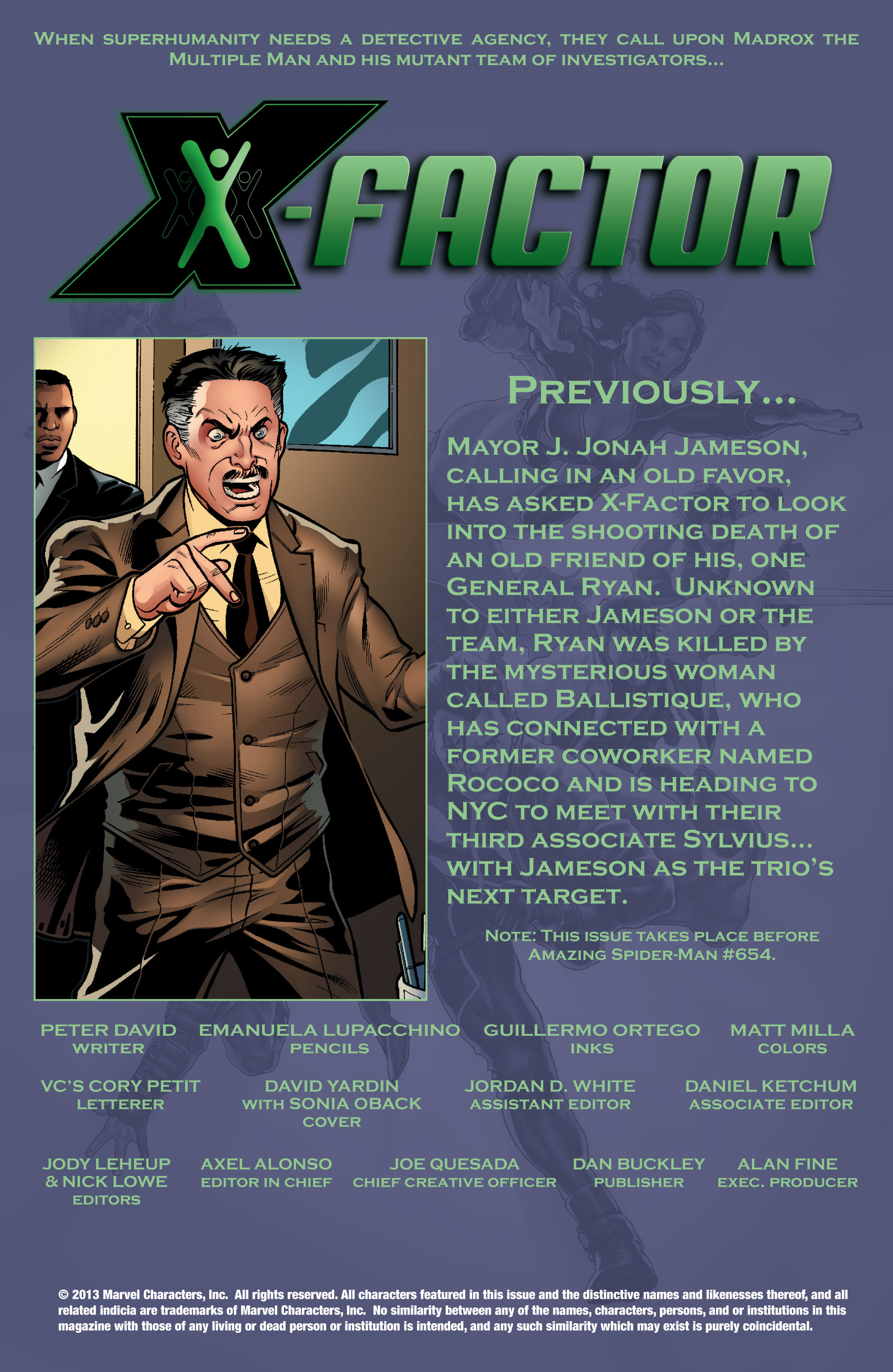 Read online X-Factor (1986) comic -  Issue #217 - 2