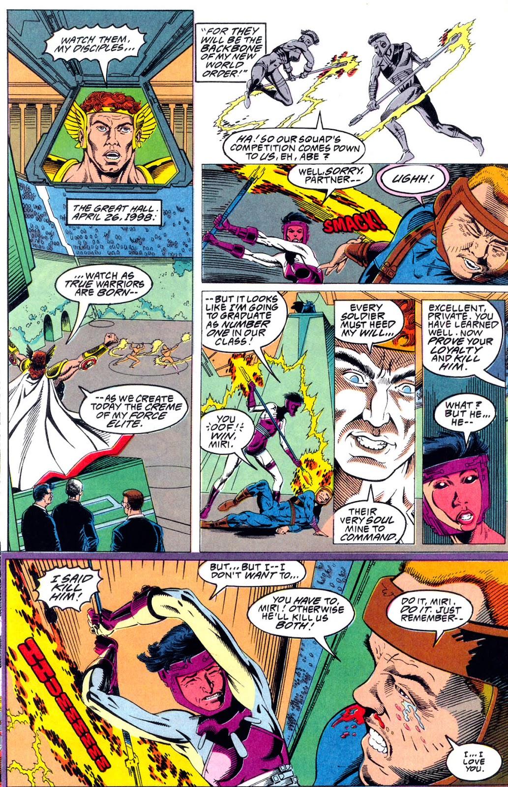 Read online Team Titans comic -  Issue #1b - 13