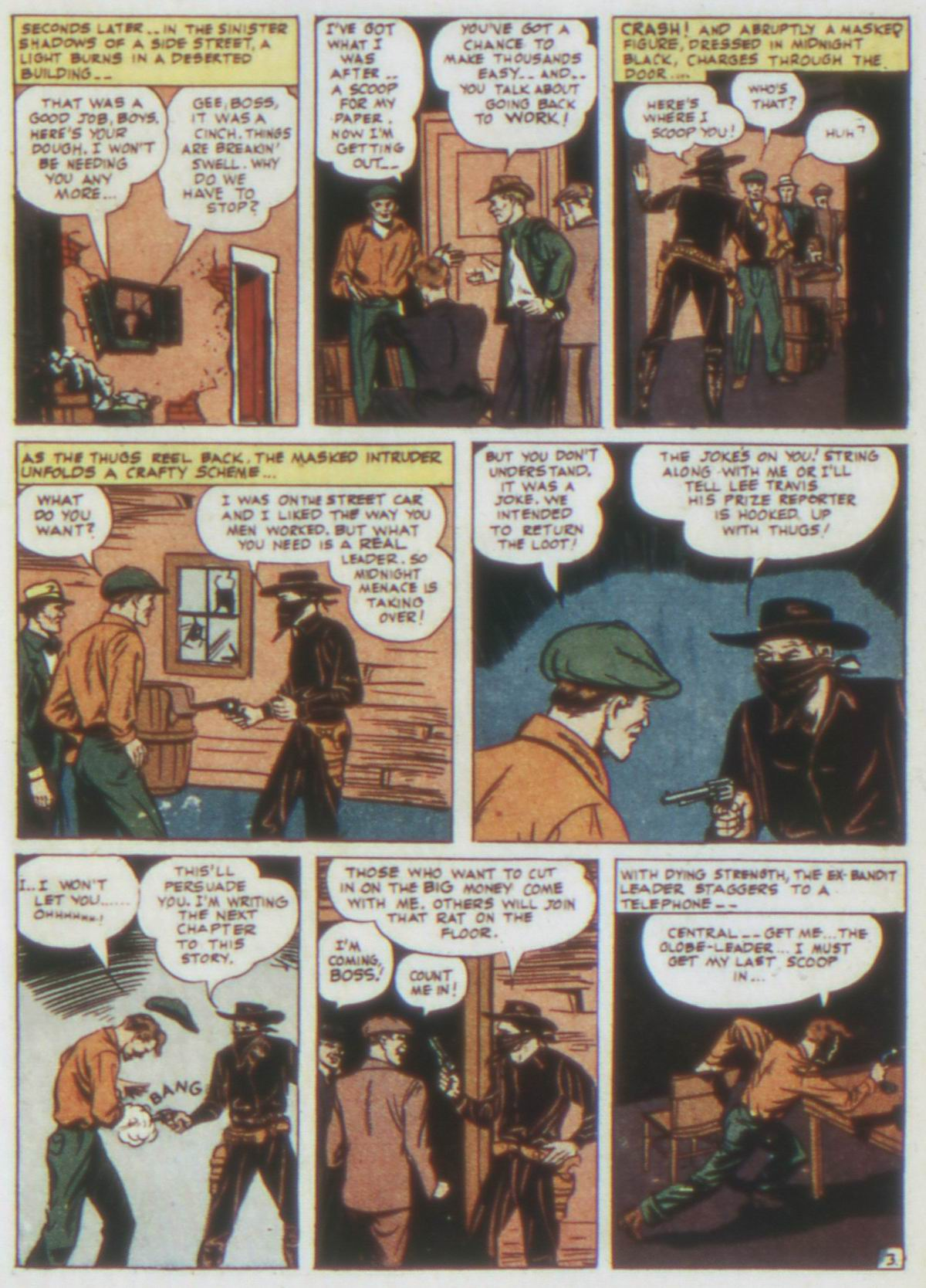 Read online Detective Comics (1937) comic -  Issue #77 - 27