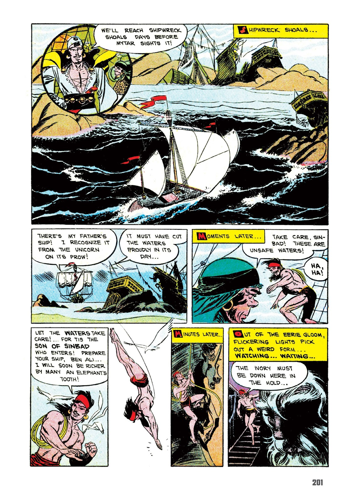 Read online The Joe Kubert Archives comic -  Issue # TPB (Part 3) - 12
