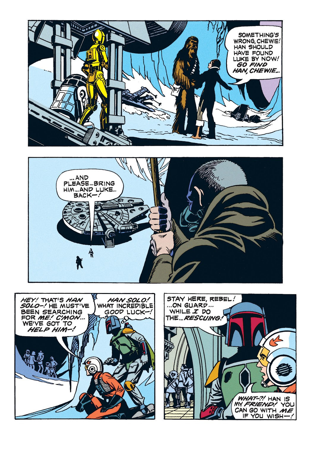 Read online Star Wars Legends: The Newspaper Strips - Epic Collection comic -  Issue # TPB (Part 3) - 66