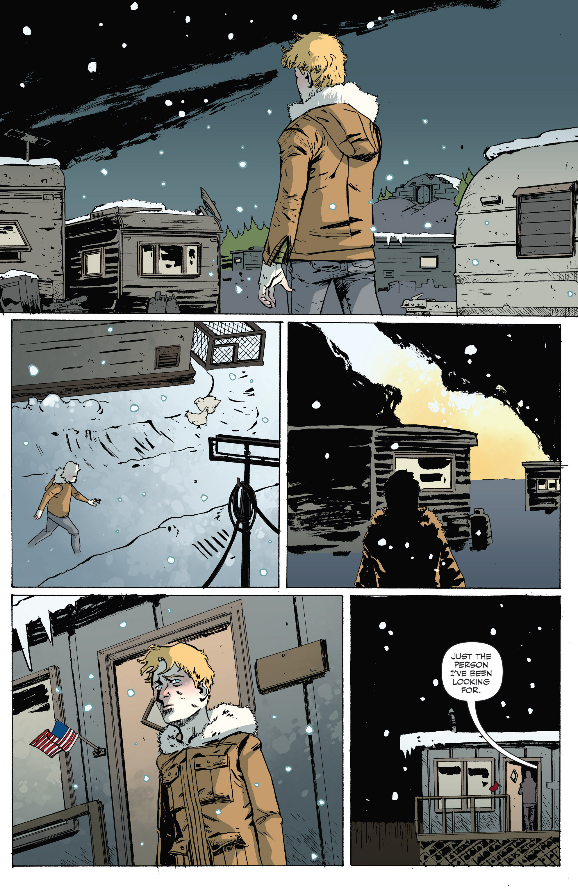 Read online Sheltered comic -  Issue #7 - 22