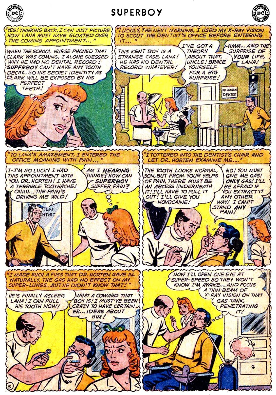 Superboy (1949) issue 87 - Page 6
