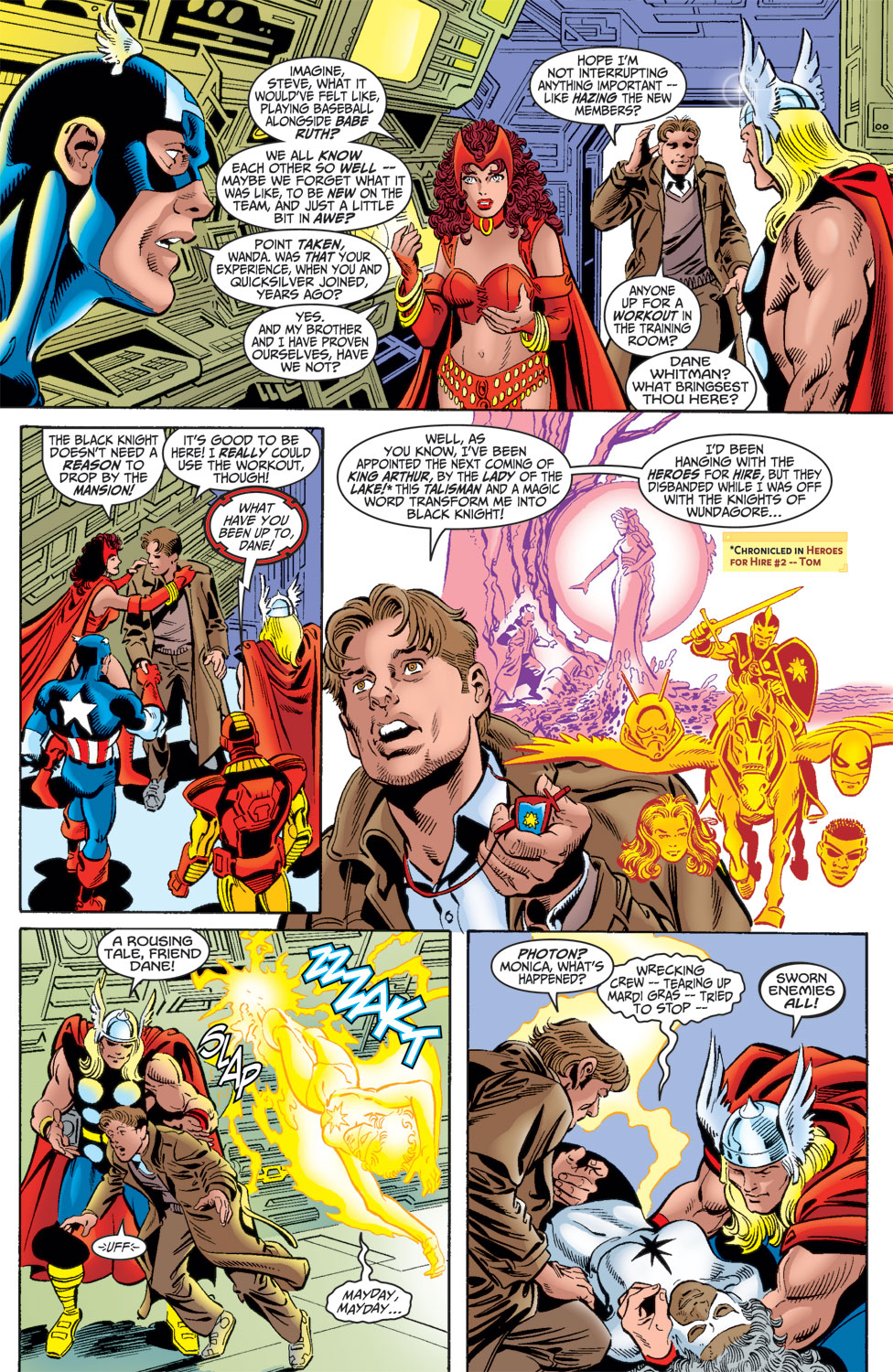 Read online Avengers (1998) comic -  Issue #16 - 9