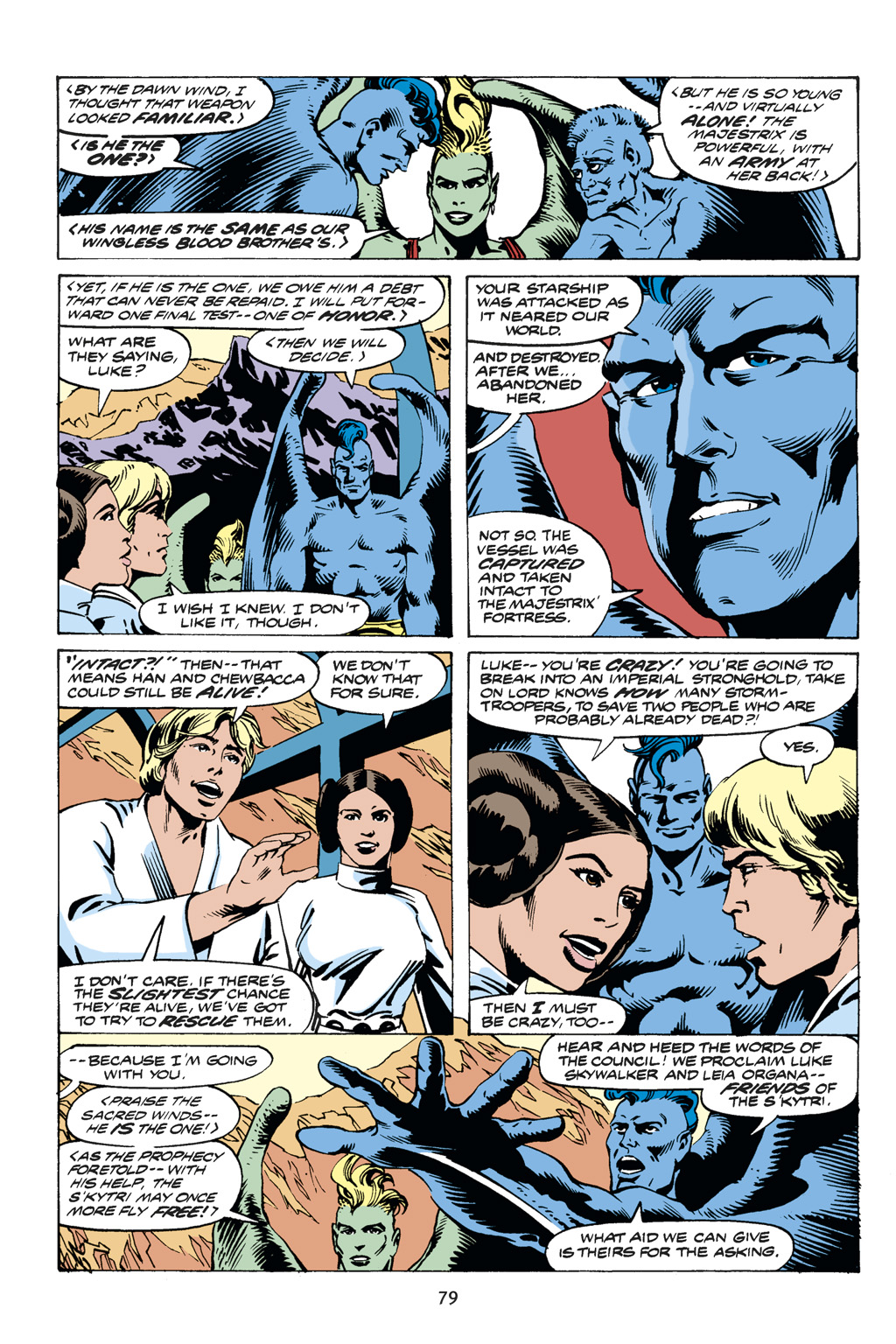 Read online Star Wars Omnibus comic -  Issue # Vol. 14 - 79