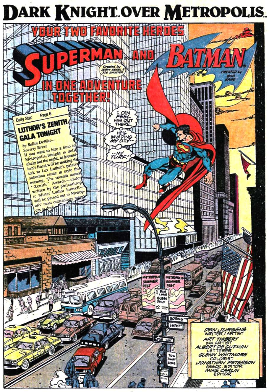 Read online Adventures of Superman (1987) comic -  Issue #467 - 3