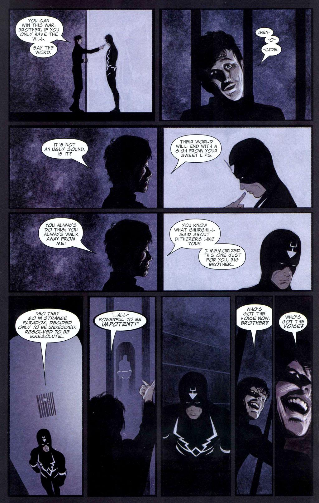 Read online Silent War comic -  Issue #2 - 14
