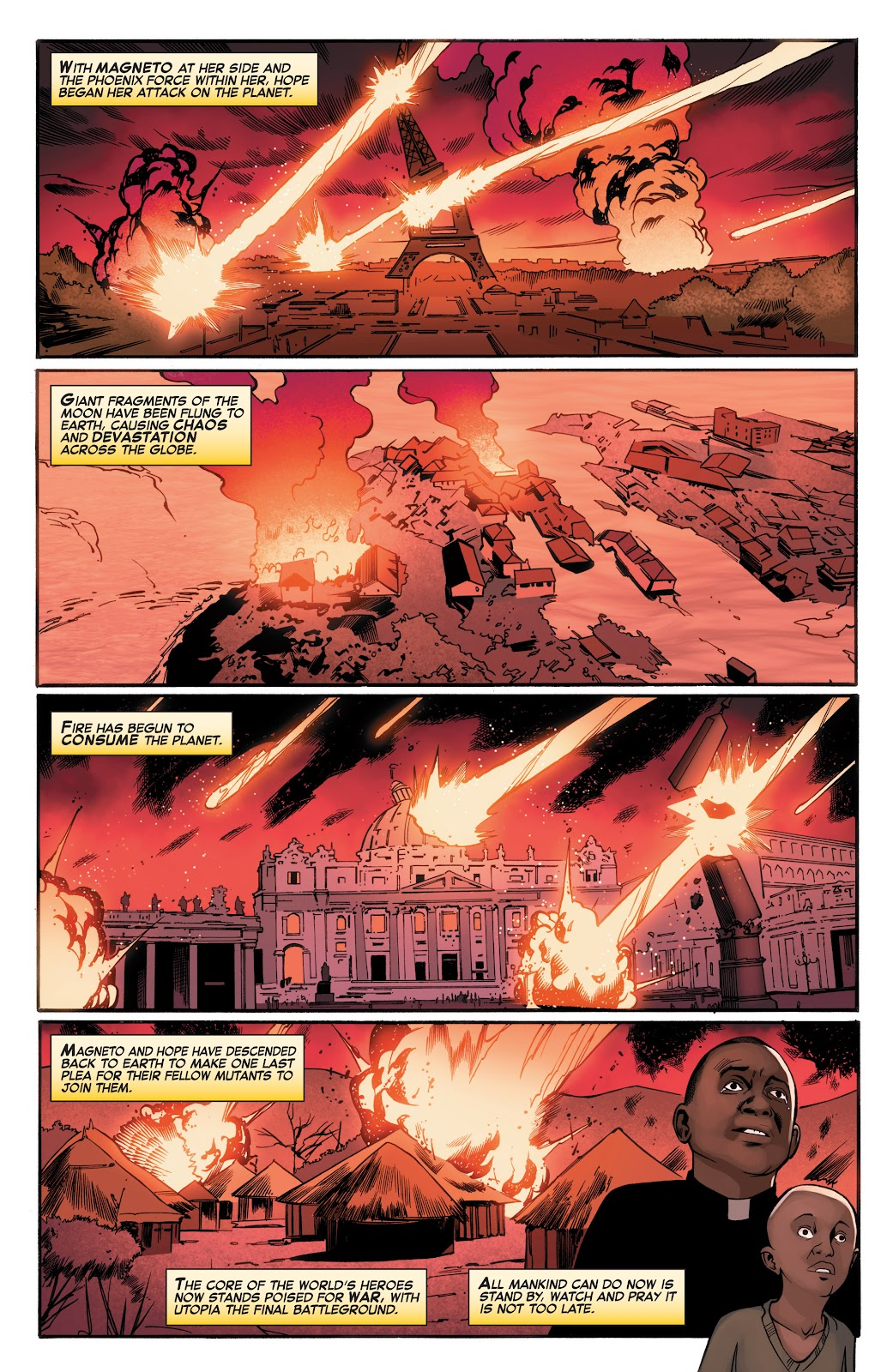 Read online What If? AvX comic -  Issue #4 - 5