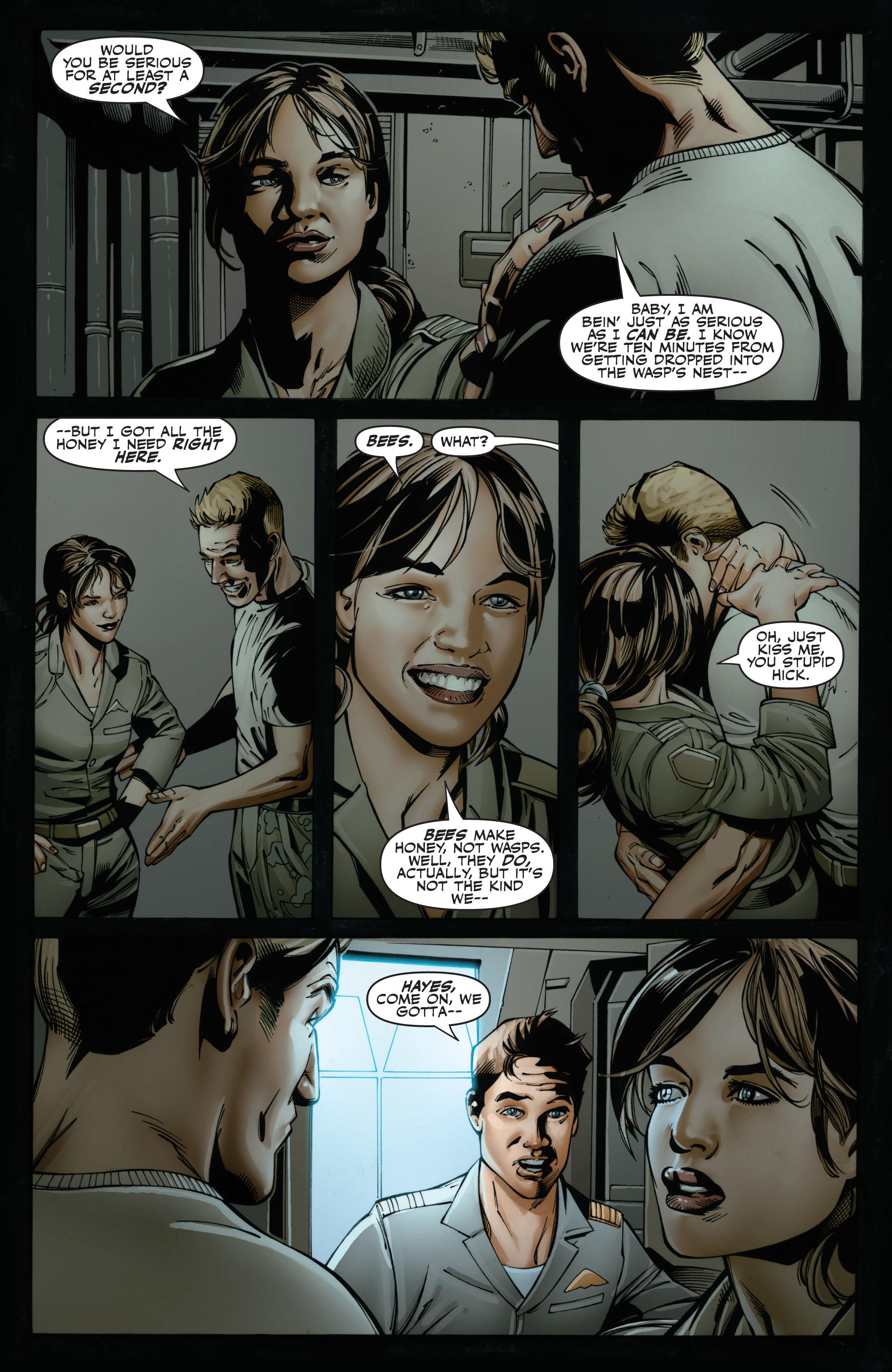 Read online Secret Avengers (2010) comic -  Issue #14 - 4