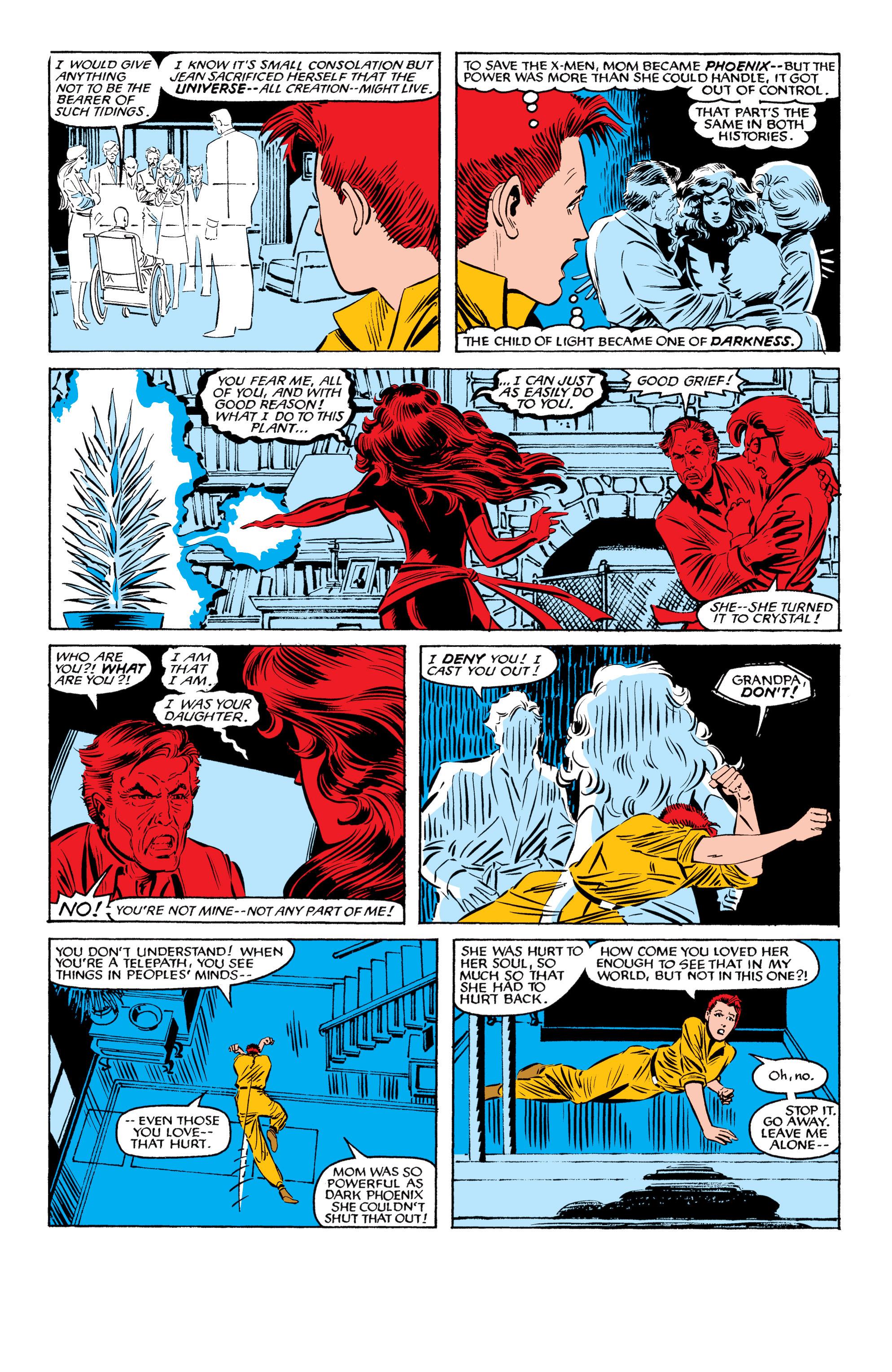 Read online Uncanny X-Men (1963) comic -  Issue #199 - 9