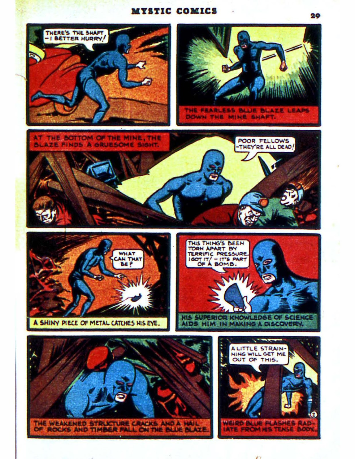 Mystic Comics (1940) issue 2 - Page 31