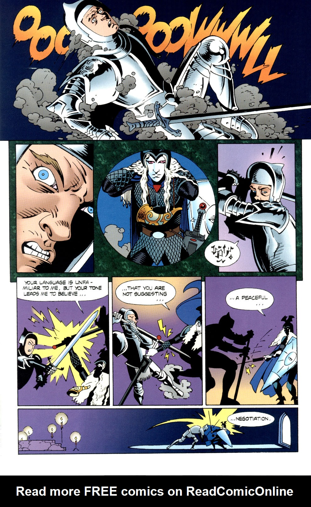 Read online Elric: Stormbringer comic -  Issue #6 - 20