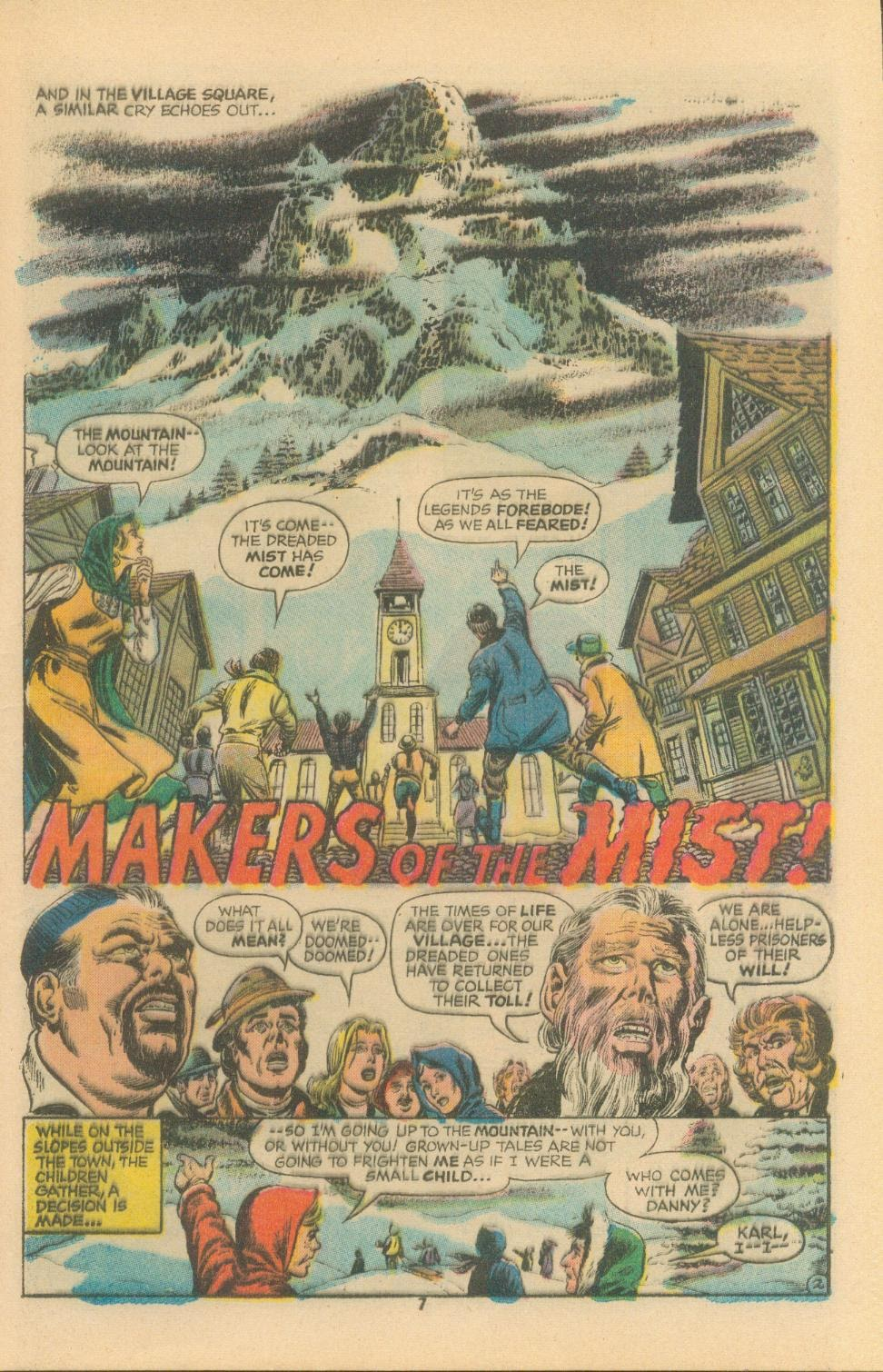 The Witching Hour (1969) issue 38 - Page 8