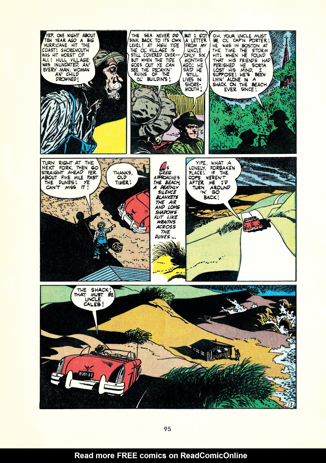 Read online Setting the Standard: Comics by Alex Toth 1952-1954 comic -  Issue # TPB (Part 1) - 94