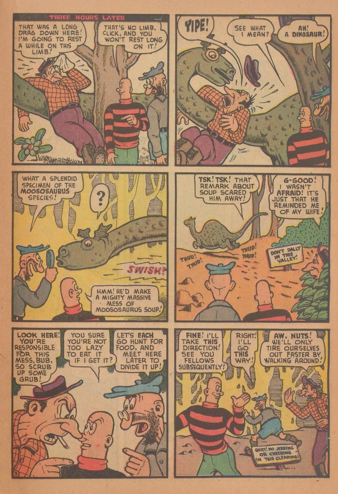 Read online Gay Comics comic -  Issue #29 - 35