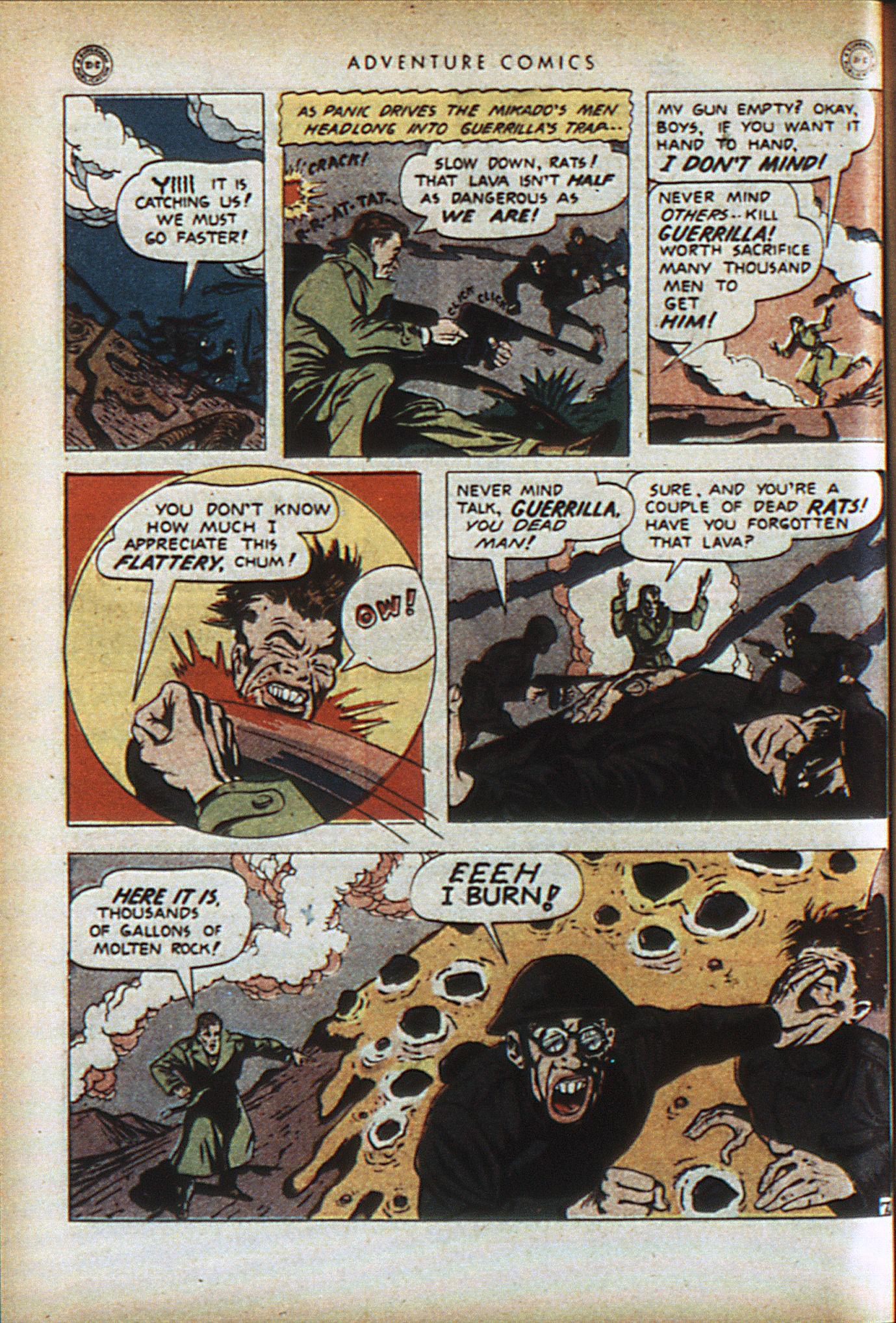 Read online Adventure Comics (1938) comic -  Issue #96 - 49