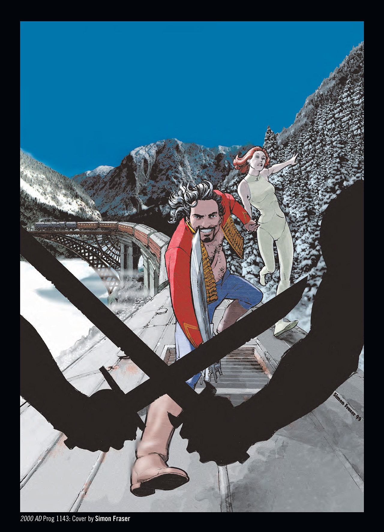 Read online Nikolai Dante comic -  Issue # TPB 3 - 134