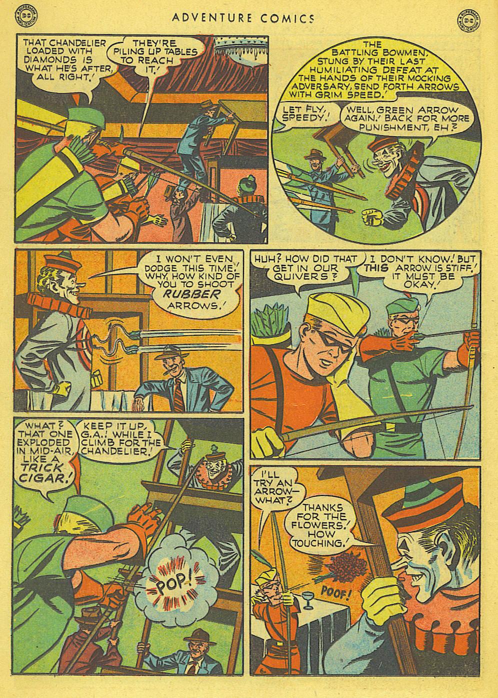 Read online Adventure Comics (1938) comic -  Issue #138 - 20