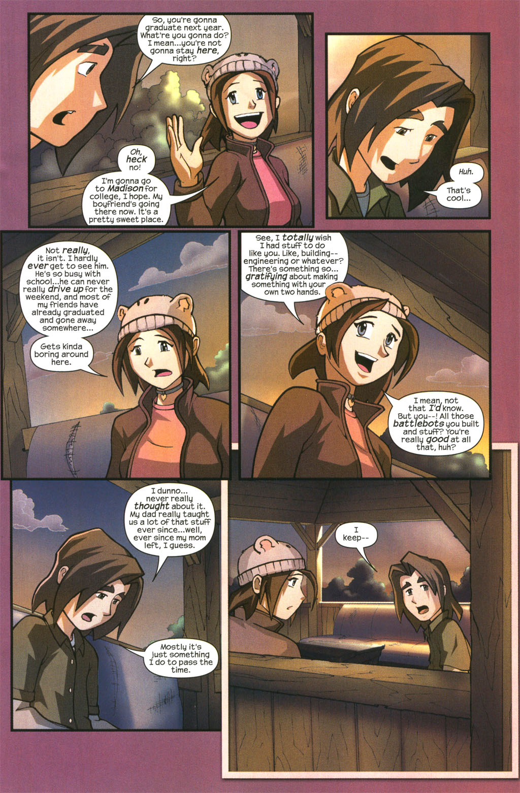 Read online Sentinel comic -  Issue #2 - 13